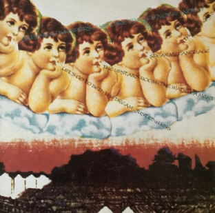 Cure (The) - Japanese Whispers: The Cure Singles Nov 82 : Nov 83 (LP) (VG-/VG-)